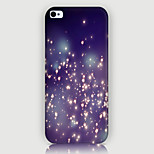 Starry Sky Pattern Phone Back Case Cover for iPhone5C