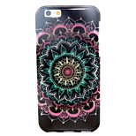 Sunflower  Pattern Glitter TPU Cell Phone Soft Shell  For iPhone 6