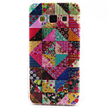 Color box Pattern TPU Case for Samsung Galaxy A3/A5