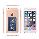TPU High Permeability Thin Card Phone Shell for iPhone 6 Plus