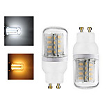 1 pcs Ding Yao GU10 9W 32LED SMD 5730 800-900LM Warm White/Cool White Corn Bulbs AC 220-240V