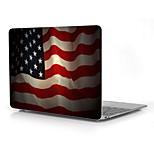 los EE.UU. diseño de la bandera de cuerpo completo caja de plástico de protección para 12