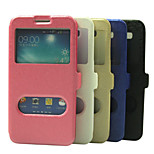 PU Leather Soft Half Body Case with Stand Cover for Samsung Galaxy S3 I9300 (Assorted Colors)