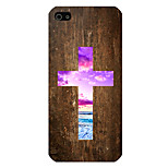 The Cross Pattern Phone Back Case Cover for iPhone5C