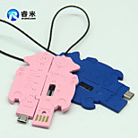Ruimi® Robot shaped USB Cable