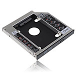 SATA 22pin HDD HD Hard Disk Drive Caddy Case for 12.7mm Universal Laptop CD / DVD-ROM Optical Bay