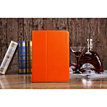Diluo pattern PU Turnover Leather Cover Case for iPad Air/Air 2