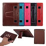 7.9 Inch Crazy Ma Pattern Luxury PU Wallet Leather Back Cover with Stand for iPad mini 1/2/3(Assorted Colors)