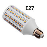 GU10/E26/E27 15 W 108 SMD 5050 800-950 LM Warm White/Natural White Corn Bulbs AC 100-240 V