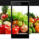 HD Slim Scratch Proof Glass Protection Film for Sony Z1