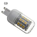 E14/G9 3.5 W 30 SMD 5050 330 LM Warm wit Maïslampen AC 220-240/AC 110-130 V