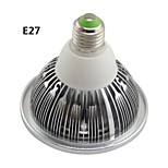 GU10/G53/E26/E27 10 W 1 COB 1000-1100LM LM Warm White/Cool White AR Dimmable Spot Lights AC 220-240/AC 110-130 V