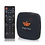 Eagle® tienda wifi sistema android tv box apoyo google + juego remoto (TV juego sin controlador)