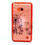 Dandelion Pattern TPU Soft Case for Nokia Microsoft Lumia 640