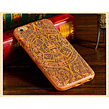 Totems Back Cover Solid Wood Protective Shell for iPhone 6