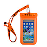 China Supplier Wholesale Swimming Eco-friendly PVC Phone Waterproof Case