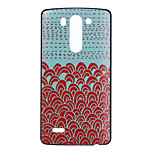 Wave Symbol Pattern PC Hard Case for LG G3 Mini/LG G3 Beat