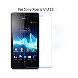 5PCS HD Clear Transparent Screen Protector Film For Sony Xperia V LT25i