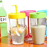 Tornado Self Stirring Dairy Milk Coffee Tea Beverage Drink Mixing Cup (Random Color)