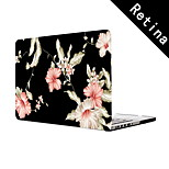 Exquisite Flower Design Full-Body Protective Case for 13