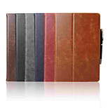 10.1 Inch Crazy Ma Patterns High Quality Genuine Leather Case with Stand for Sony Xperia Z4 Tablet(Assorted Colors)