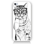 Cat's Mouse Pattern Phone Back Case Cover for iPhone5C