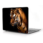 The Fierce Tiger Design Full-Body Protective Plastic Case for 12