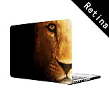 Lion Design Full-Body Protective Case for 13