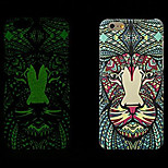 Second Generation King Hard Back Cover Special Night Light Proctive Case Cover for iPhone 6 Plus(5.5 Inch Only)