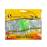 YFY Soft Bait 2.48 g 5 pcs 65*6*5 Bait Casting