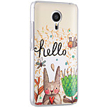 Msvii Personality relievo & colored drawing Cases/Covers for MEIZU MX5