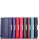 Solid Colors Luxury Leather Flip Full Body Stand Cases with Magnetic Buckle for Dell Venue 8 (Assorted Colors)
