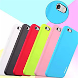 Multicolor Liquid Silicone Protective Shell For iPhone 6/6S  (Assorted Color)