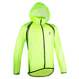 WEST BIKING® Outdoor Sports Ultra-thin Windbreaker Split Windproof Permeability Camping Climbing Cycling Raincoat