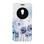 Dandelion Pattern PU Material Card Case for Asus Zenfone 2  /Asus Zenfone 5/Asus Zenfone 6