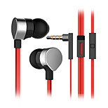 Original Best Sound In Ear Music Earphone Headphones with Mic for MP3 MP4 Media Player / Tablet / Mobile Phones