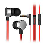 Original besten Klang in Ohr-Kopfhörer-Musik-Kopfhörer mit Mikrofon für MP3 MP4 Media-Player / Tablet / Handys