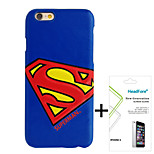 Disney Super Man Cover Case for Iphone6 4.7