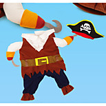 ABPET Lovely Dog's Pirate Suit