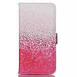 Glitter Pattern PU Leather Double-Sided  Phone Case For iPhone 6 Plus