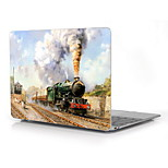 Howard Fogg Railroad Painting Design Full-Body Protective Plastic Case for 12