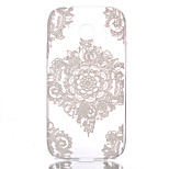 Hollow Flower Pattern PC Hard Case for Samsung Galaxy Ace Style LTE G357 G357FZ