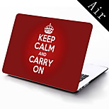 Keep Calm Design Full-Body Protective Case for 11-inch/13-inch New MacBook Air