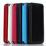 neue 2in1 Split Mode-Kartenhalter PU-Leder feste Abdeckung für iphone 6 (verschiedene Farben)