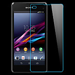 Anti-scratch Ultra-thin Tempered Glass Screen Protector for Sony Z1