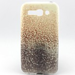 Sand Pattern TPU Material Phone Case for Alcatel C9