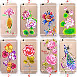 TPU Flash Powder Process to Spend Mobile Phone Shell for iPhone 5/5S (Assorted Colors)