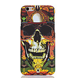 Fashion Individuality Skull Style PC Back Cover Case for iPhone 6