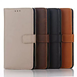 5.5 Inch Crazy Ma Pattern Luxury Genuine Leather Wallet Case for Sony Xperia C4(Assorted Colors)