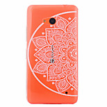 Right Flowers Pattern Slim TPU Material Soft Phone Case for Nokia 640